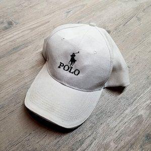 Vintage Polo Ralph Lauren Strapback Hat. Perfect!